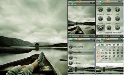 My World Nokia theme