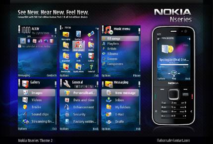 DejSoft Temas Imprescindibles para Nokia