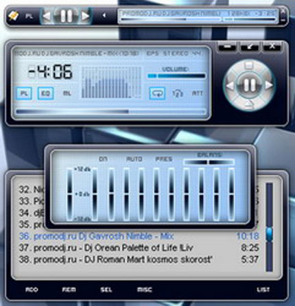 Over 50 Of The Best Winamp Skins