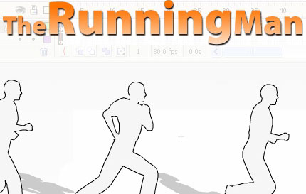The Running Man Flash tutorial