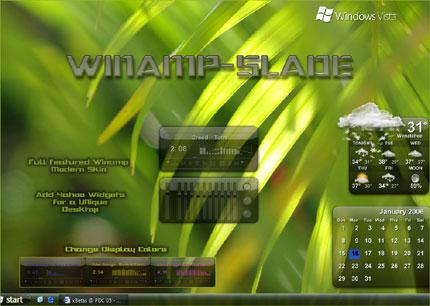 Slade WinAmp Skin