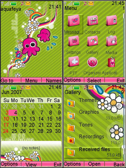 Will believe Nokia theme