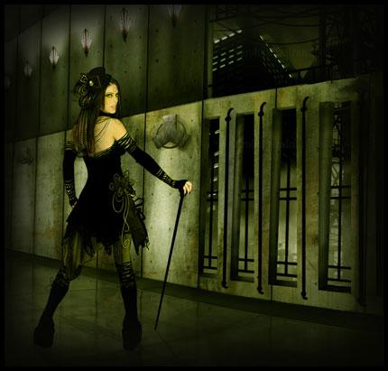 Mademoiselle Valerian