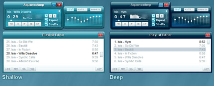 aNoxPlayer WinAmp Skin