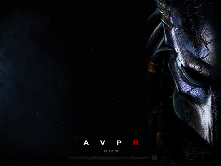 Alien vs Predator wallpaper 1