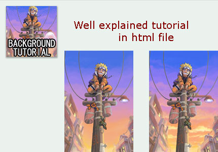 Anime Background Tutorial by *Risachantag