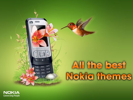 All the best Nokia themes (34) ready for download