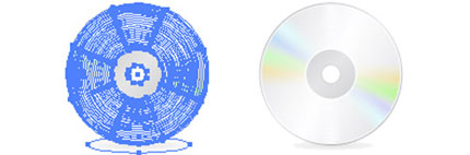 3 methods to make a realistic CD