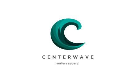 centerwave logo