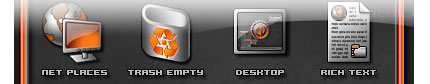 Copper Deck 2 for IconPackager