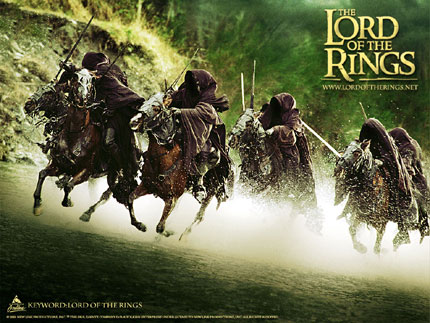 The Lord of the rings wallpaper 2
