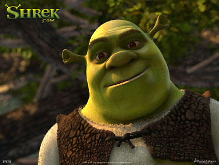 Shrek wallpaper 2