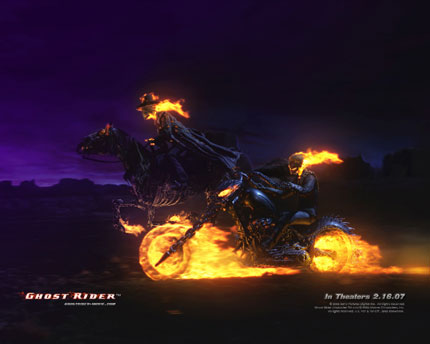 Ghostrider wallpaper 2