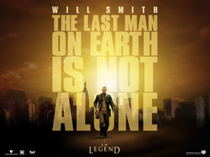 I am legend wallpaper 1