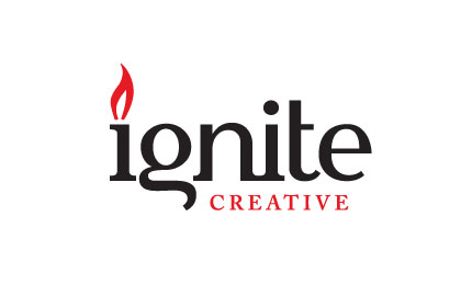 ignite creative logo
