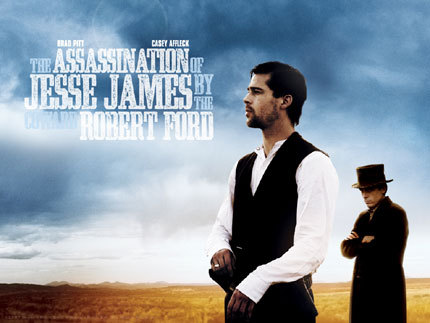 The assasination of Jesse James wallpaper