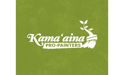 Kamaaina Pro Painters logo
