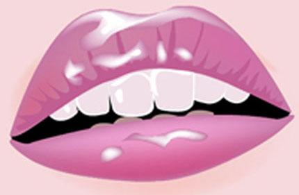 Creating Lips using Mesh tool