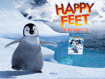 Happy feet wallpaper