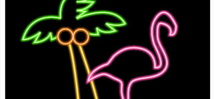 Night Lights: Creating a Glowing Neon Effect