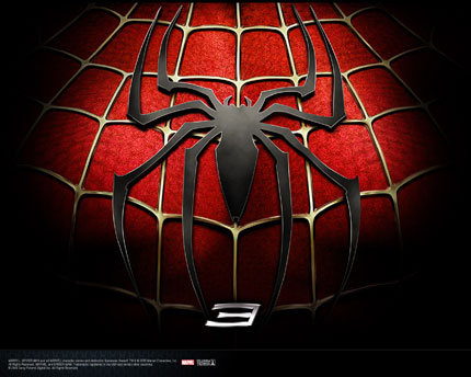 Spiderman 3 wallpaper 1