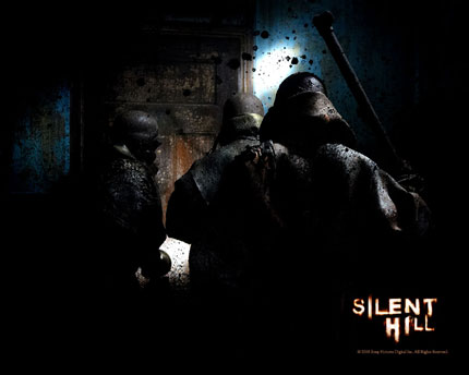 Silent hill wallpaper 1