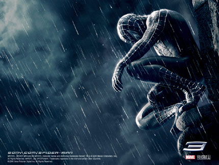 Spiderman 3 wallpaper 4