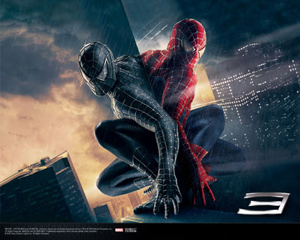 Spiderman 3 wallpaper 2