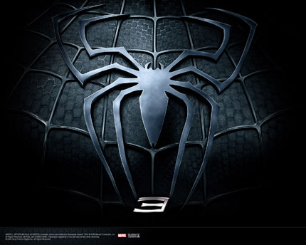 Spiderman 3 wallpaper 3