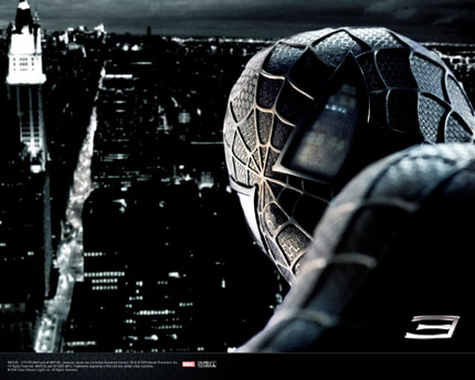 Spiderman 3 wallpaper 5