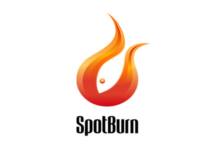 Spot Burn logo