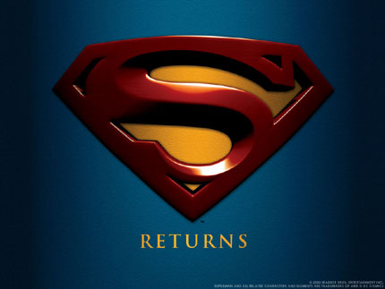 Superman returns wallpaper 3