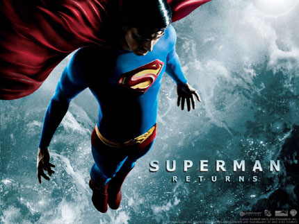 Superman returns wallpaper 1