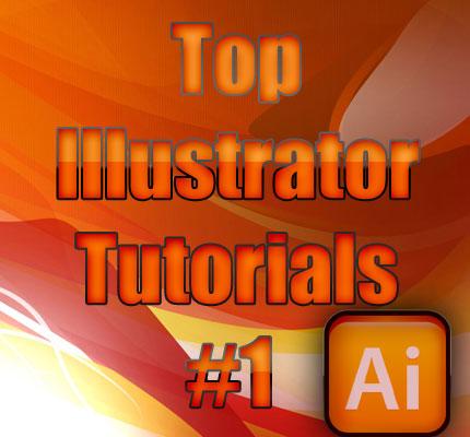 Top Illustrator tutorials #1