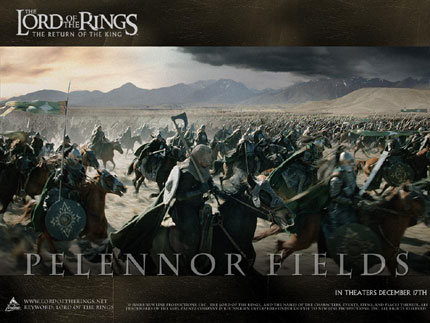 The Lord of the rings wallpaper 1