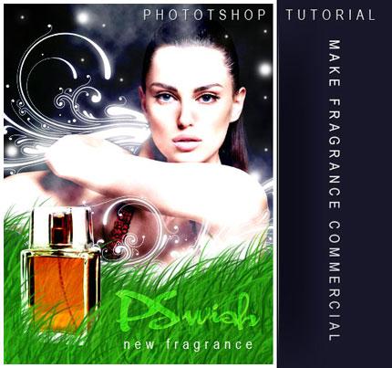 Make Perfume Commercial