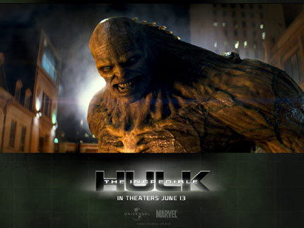The incredible hulk wallpaper 2