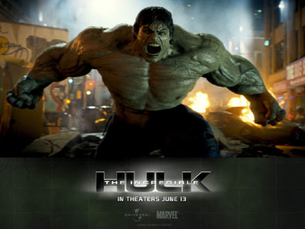 The incredible hulk wallpaper 3