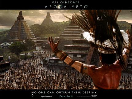 Apocalypto wallpaper 2