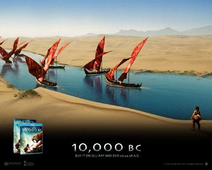 10000 BC wallpaper 6