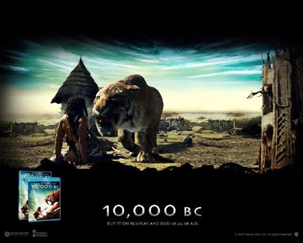 10000 BC wallpaper