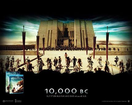 10000 BC wallpaper 3
