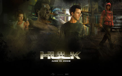 The incredible hulk wallpaper 1