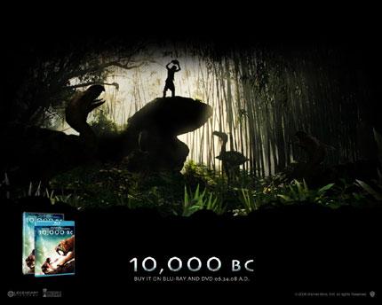 10000 BC wallpaper 4