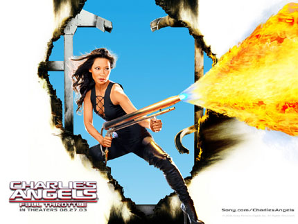 Charlie's angels wallpaper 2