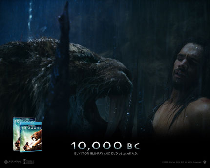 10000 BC wallpaper 7