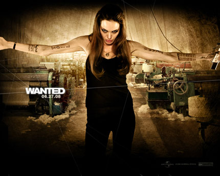 Wanted wallpaper 2