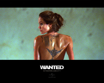 Wanted wallpaper 3