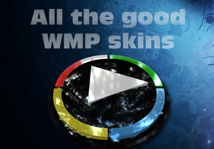 The best Windows Media Player skins
