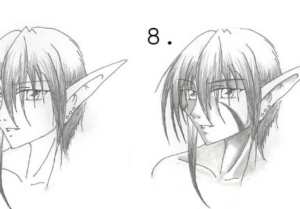 how to draw a troll face my style